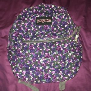 Perfect condition corduroy jansport backpack